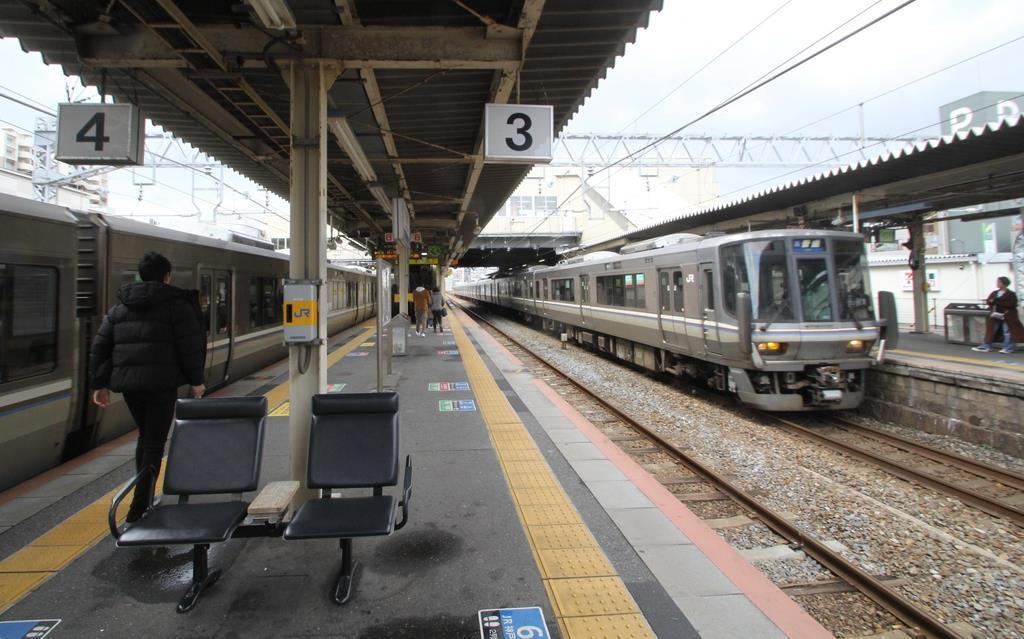 """令和の""""鉄道ミステリー""""を追え JR山陽線トラブル、20キロ超離れた支線だけ影響"""