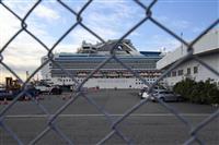 【動画】クルーズ船で新たに60人以上陽性 新型肺炎、乗客乗員130人上回る