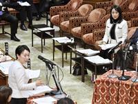 定年延長決定に矛盾指摘 高検検事長人事で野党追及