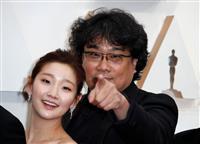韓国、アカデミー賞で大沸き 「史上初の快挙」「韓国映画101年の歴史で初」