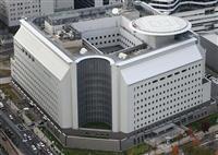 大阪・西成のワンルームマンションで火災 住人の男性死亡