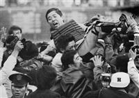 野村克也さん、球界入り「きっかけは新聞」 本紙創刊80周年で語る