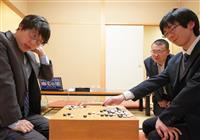 「芝野時代」到来か 囲碁十段戦五番勝負で村川と対決