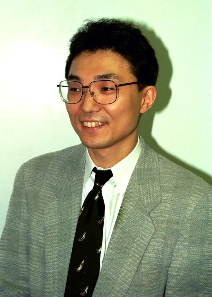 精神科医の安克昌氏