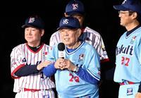 野村克也氏が死去、84歳 戦後初の三冠王、「ID野球」で優勝請負人
