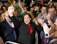 アイルランド総選挙 最大野党・共和党が第一党に 連立協議へ