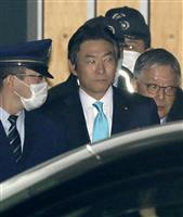 秋元被告を保釈 東京地裁、検察側の準抗告棄却