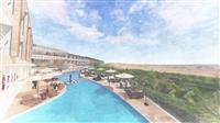 「世界のどこにもない雪景色」砂丘に四つ星ホテルが建つ理由