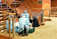 米、クルーズ船内感染で日本政府対応に疑問の声