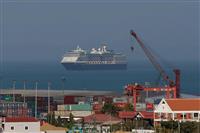 WHO事務局長 クルーズ船拒否を牽制 受け入れのカンボジア評価
