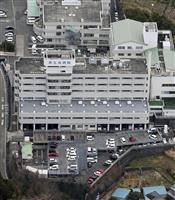 70代男性も新型肺炎で重症 和歌山の病院「感染広がっている可能性」