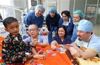 【明美ちゃん基金】ミャンマー医療支援、2年延長で調整 5年間で368人治療