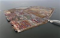 大阪湾の埋立地で浸水対策強化 「伊勢湾台風並み」想定