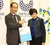 野党分裂めぐり「表と裏」 東京・小池知事と埼玉・大野知事が会談