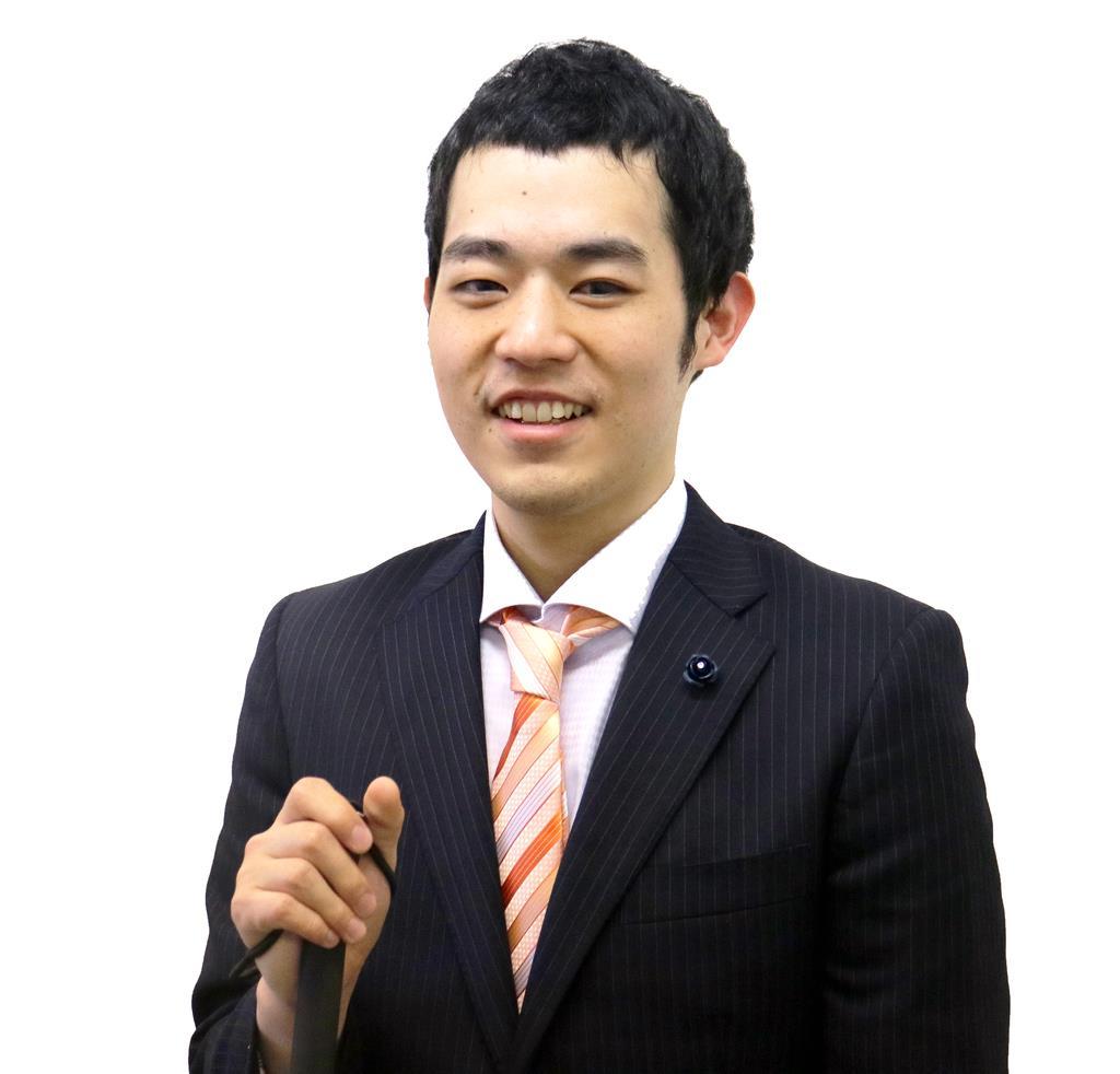 R-1王者・視覚障害の漫談家、マラソン出場 濱田祐太郎さん