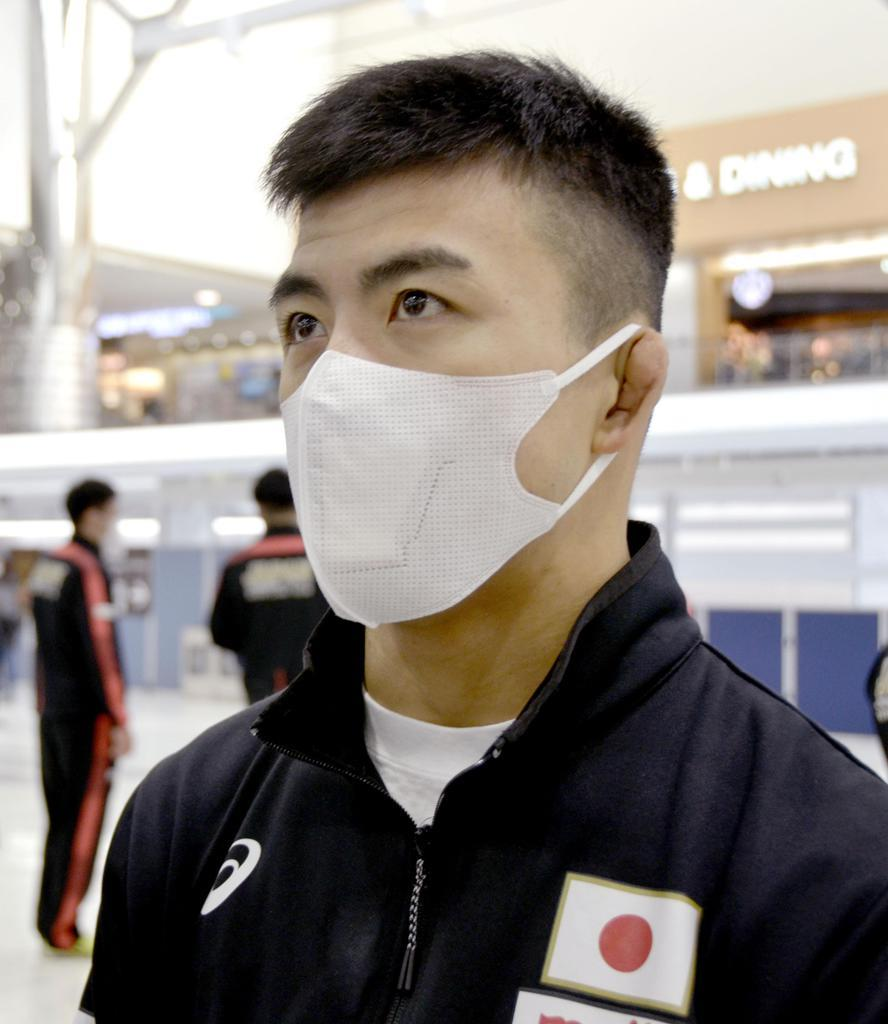 レスリング五輪代表の文田がアジア選手権へ、「やってきたことを…