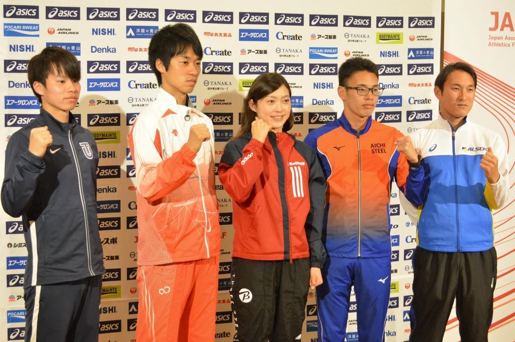 16日に五輪代表選考の日本選手権20キロ競歩 高橋「とにかく…
