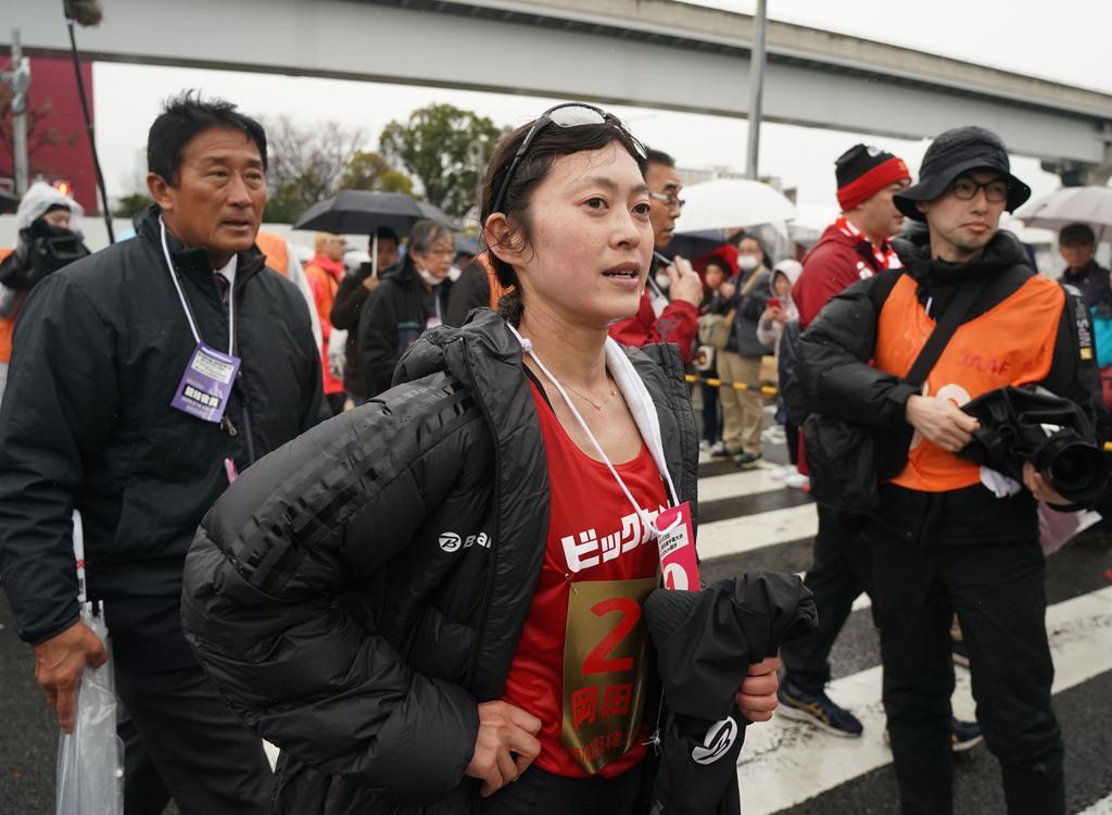 圧巻のレースで代表切符も「タイムがちょっとね」 日本選手権2…