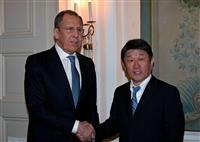 ロシア外相の早期来日調整 茂木氏、共同活動を加速
