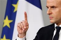 欧州は「ロとの対話必要」 仏大統領、独の安保会議で