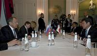 独の安保会議に疑問 ロシア外相