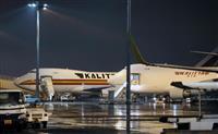 米チャーター機か2機到着 クルーズ船の米国人を退避 カナダ、香港も派遣方針