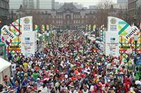 小池知事「苦渋の決断、ご理解を」 東京マラソンの一般参加者出走取りやめ
