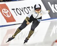 1500メートルで高木美4位、一戸は日本新で6位 世界距離別スケート