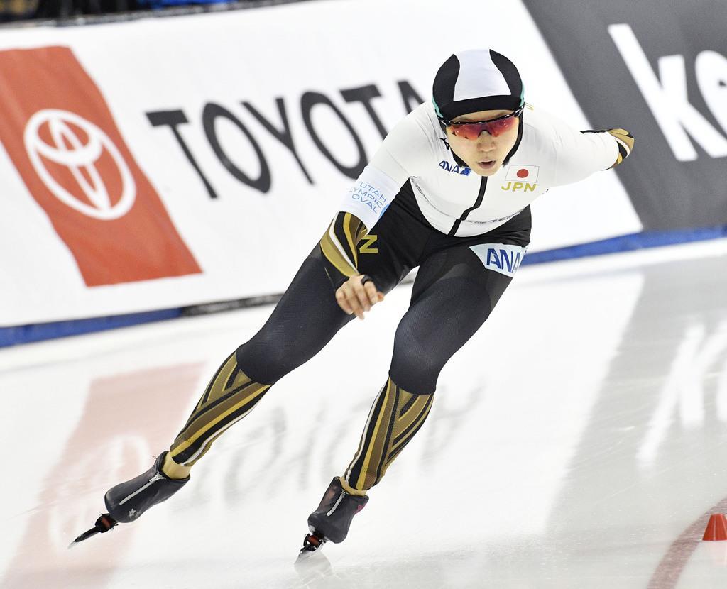 表彰台逃した高木美帆「すごく悔い残る」 世界距離別スケート