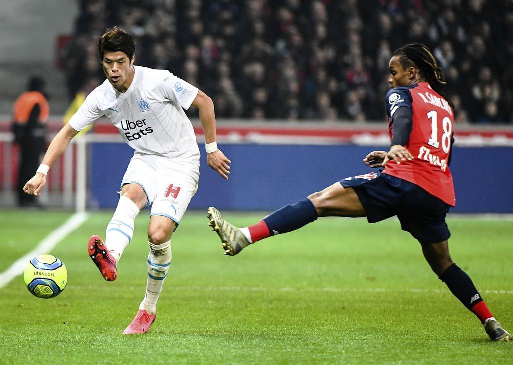 マルセイユ酒井、交代後の逆転勝ちに「複雑」 サッカーフランス…