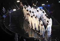 ブライアントさん悼み8秒間黙祷 NBAオールスター戦