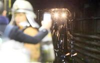 御堂筋線が一時運転見合わせ、21万人に影響 心斎橋駅ホームで「焦げ臭いにおい」