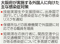 関空の感染症対策強化 玄関口の泉佐野に「1類」防護服配備へ 大阪府予算