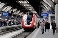 加ボンバルの鉄道事業買収 仏アルストム、世界2位に
