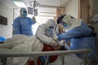中国、新型肺炎の死者1868人に 感染者は7万2000人超