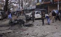パキスタンで自爆10人死亡 南西部、集会開催中