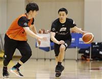 「台湾戦勝利へ集中」バスケ男子代表 アジア杯予選へ合宿