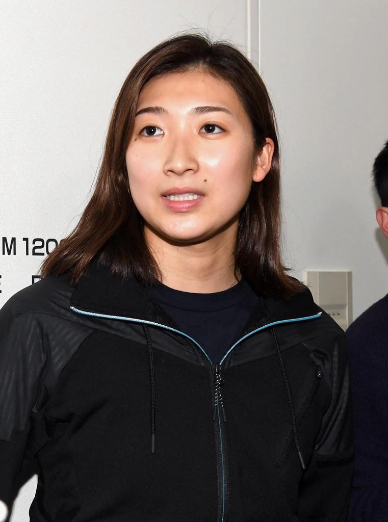 競泳の池江璃花子選手