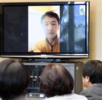 クルーズ船告発の動画削除 神戸大教授、岩田氏「迷惑かけおわび」