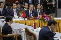 対中国、ASEAN内には温度差 新型肺炎で特別外相会議