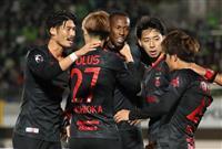 浦和、湘南に競り勝つ 28年目のJ1開幕
