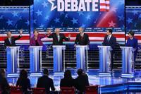 【米大統領選】ネバダ州で22日に民主党の党員集会 非白人の支持が焦点