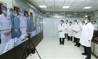 中国指導部拠点「中南海」そばの病院で集団感染