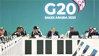 G20財務相が開幕 巨大IT企業へのデジタル課税 OECDの骨格案承認へ