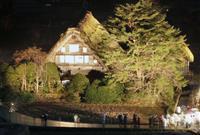 千葉の感染女性が白川郷など岐阜観光、33人経過観察