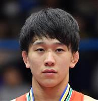 男子フリー65キロ級五輪代表の乙黒拓が決勝進出 レスリング・アジア選手権