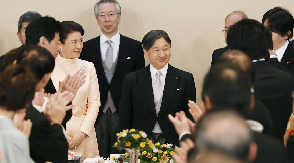 陛下60歳お誕生日で祝賀行事 「国民の幸せと国の発展願う」