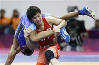 男子フリー65キロ級五輪代表の乙黒拓がV レスリング・アジア選手権