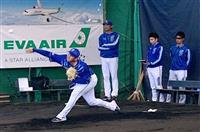 DeNAの山崎、打球直撃の影響感じさせず35球