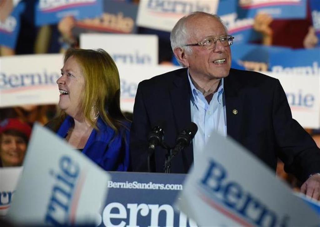 【米大統領選】サンダース氏の党候補指名に現実味 国民皆保険への拒否…